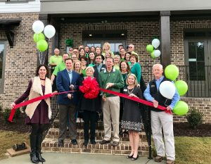 2019 Ivey Homes New Office Dedication
