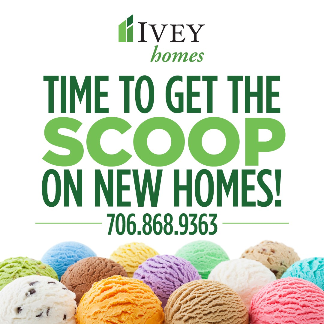 Ivey Homes, new homes, builder in Augusta, GA