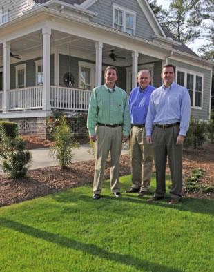 About Us Home Builders In Augusta Ga Ivey Homes